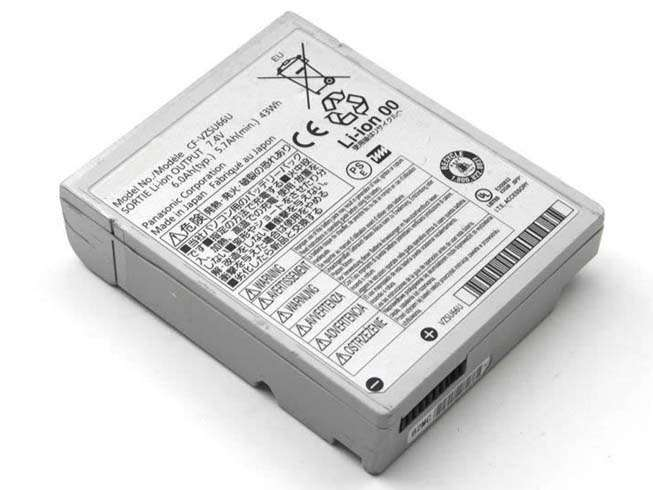 Panasonic CF-VZSU66U replacement battery