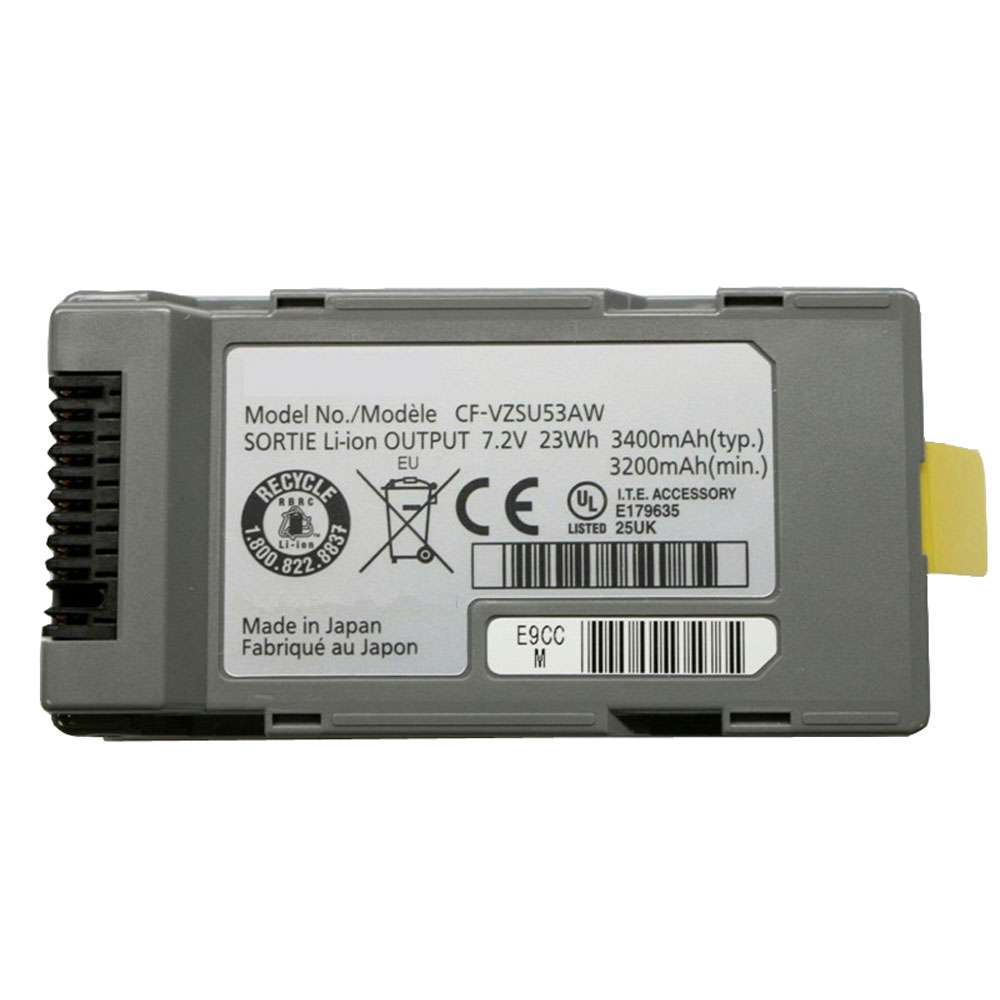 Panasonic CF-VZSU53AW replacement battery