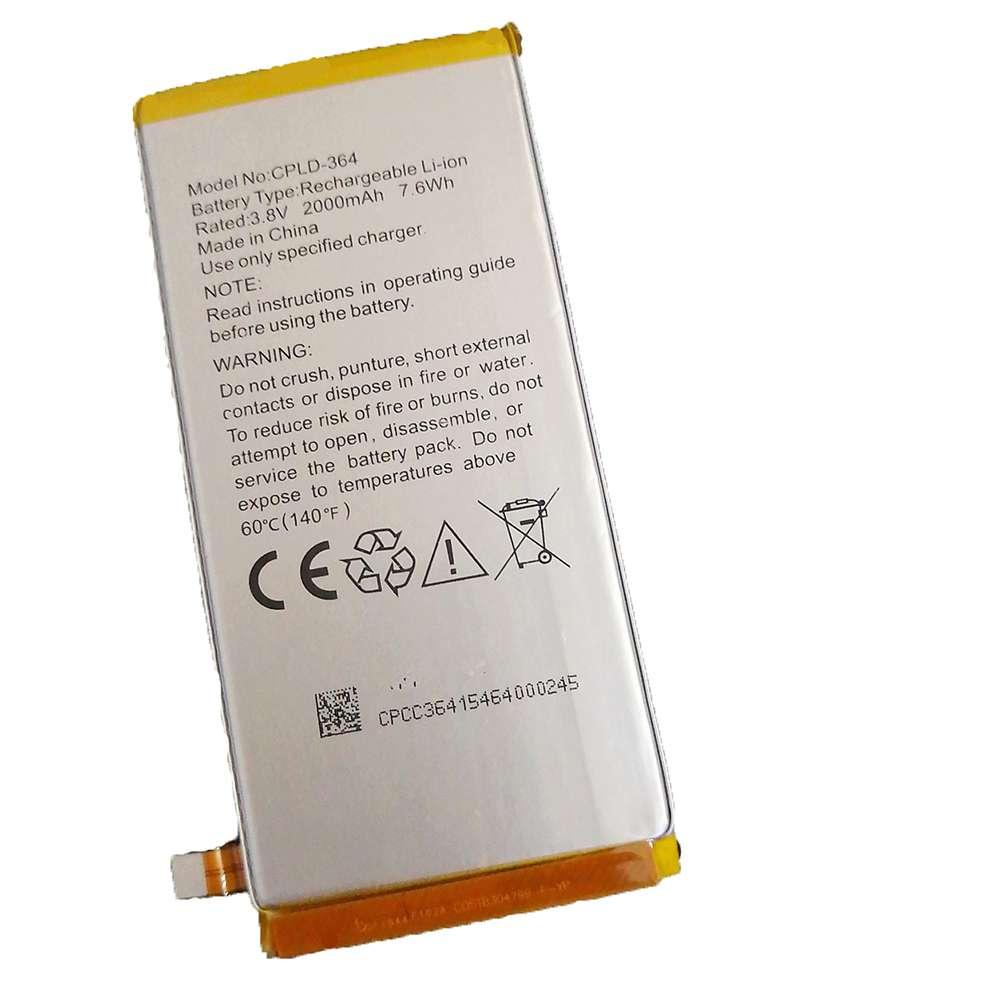 Coolpad CPLD-364 Smartphone Akku
