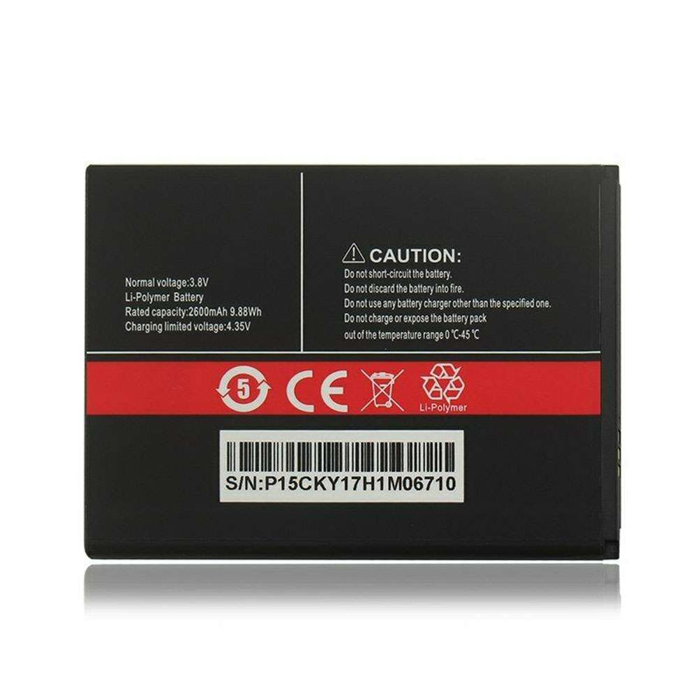 Replacement for CUBOT R9 battery