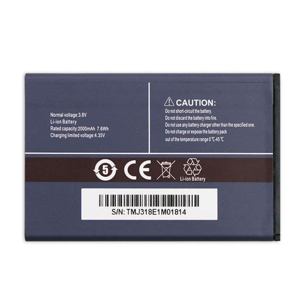 Replacement for Cubot J3 battery