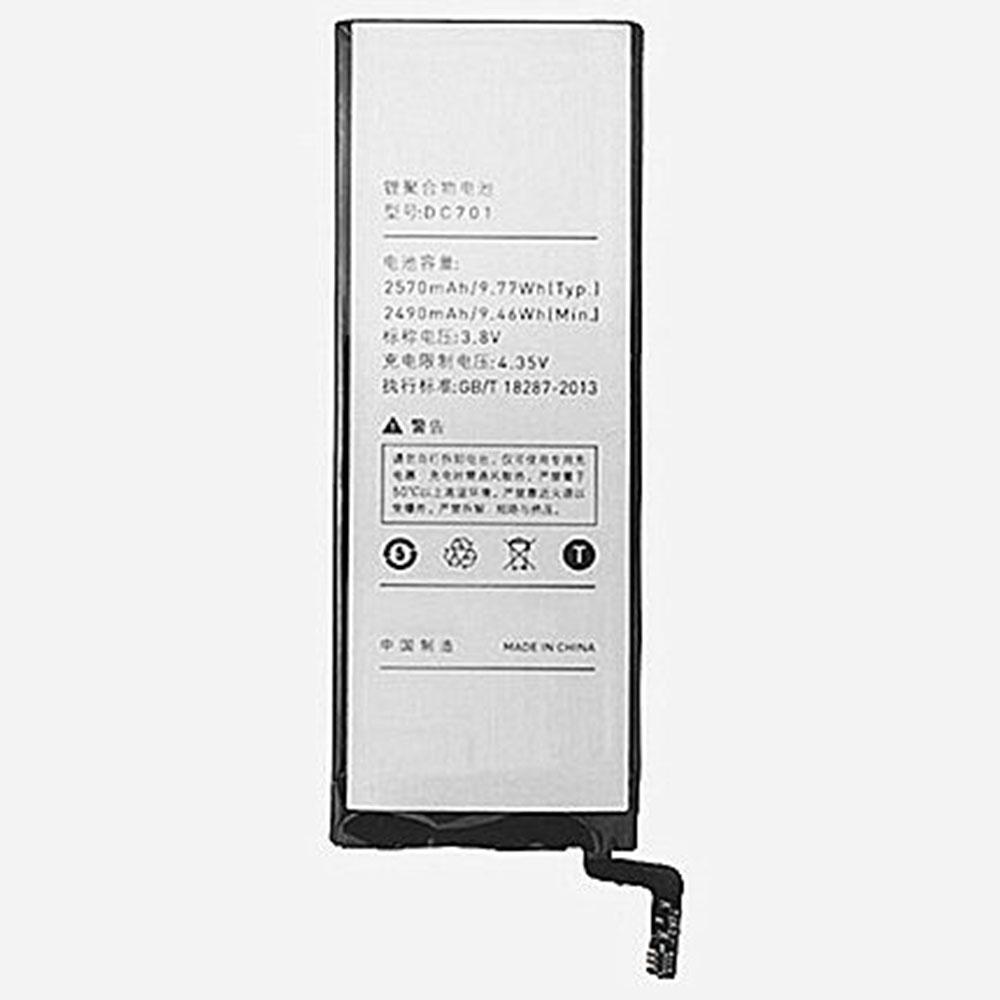 Smartisan DC701 Smartphone Akku