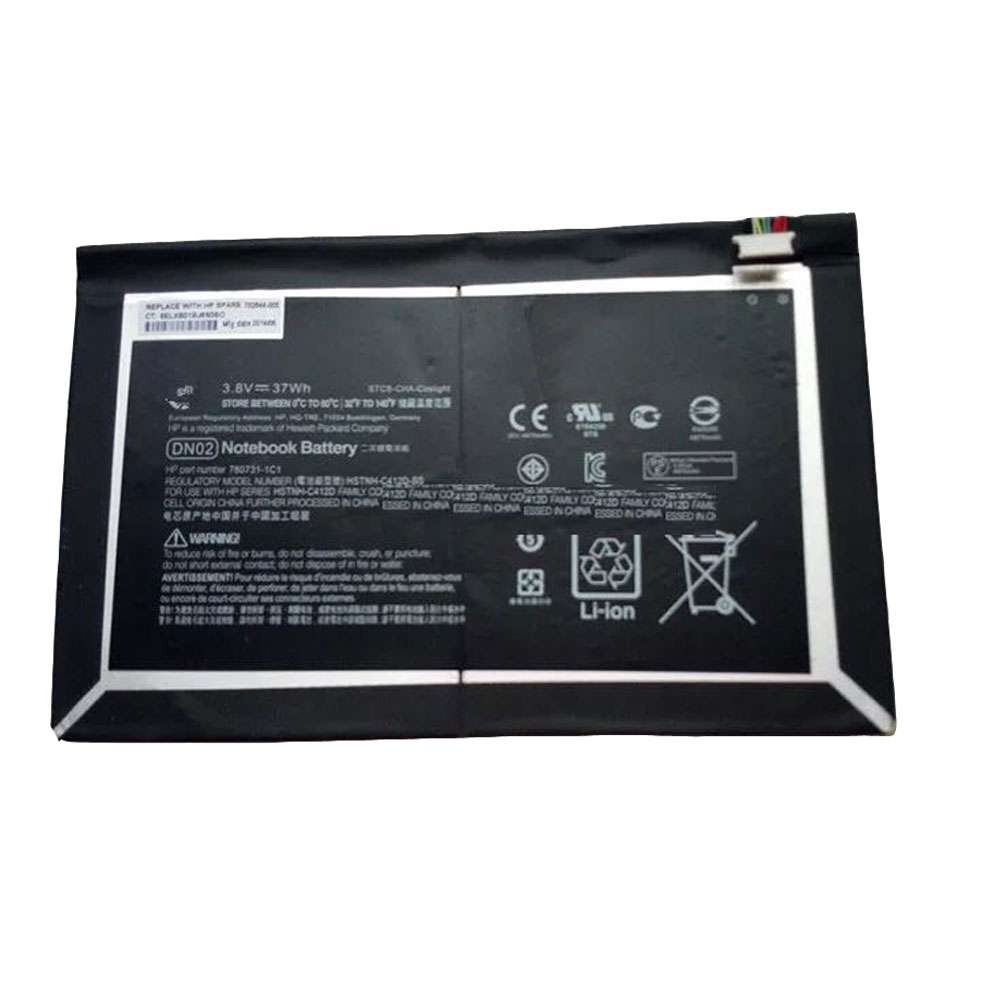 HP DN02 battery
