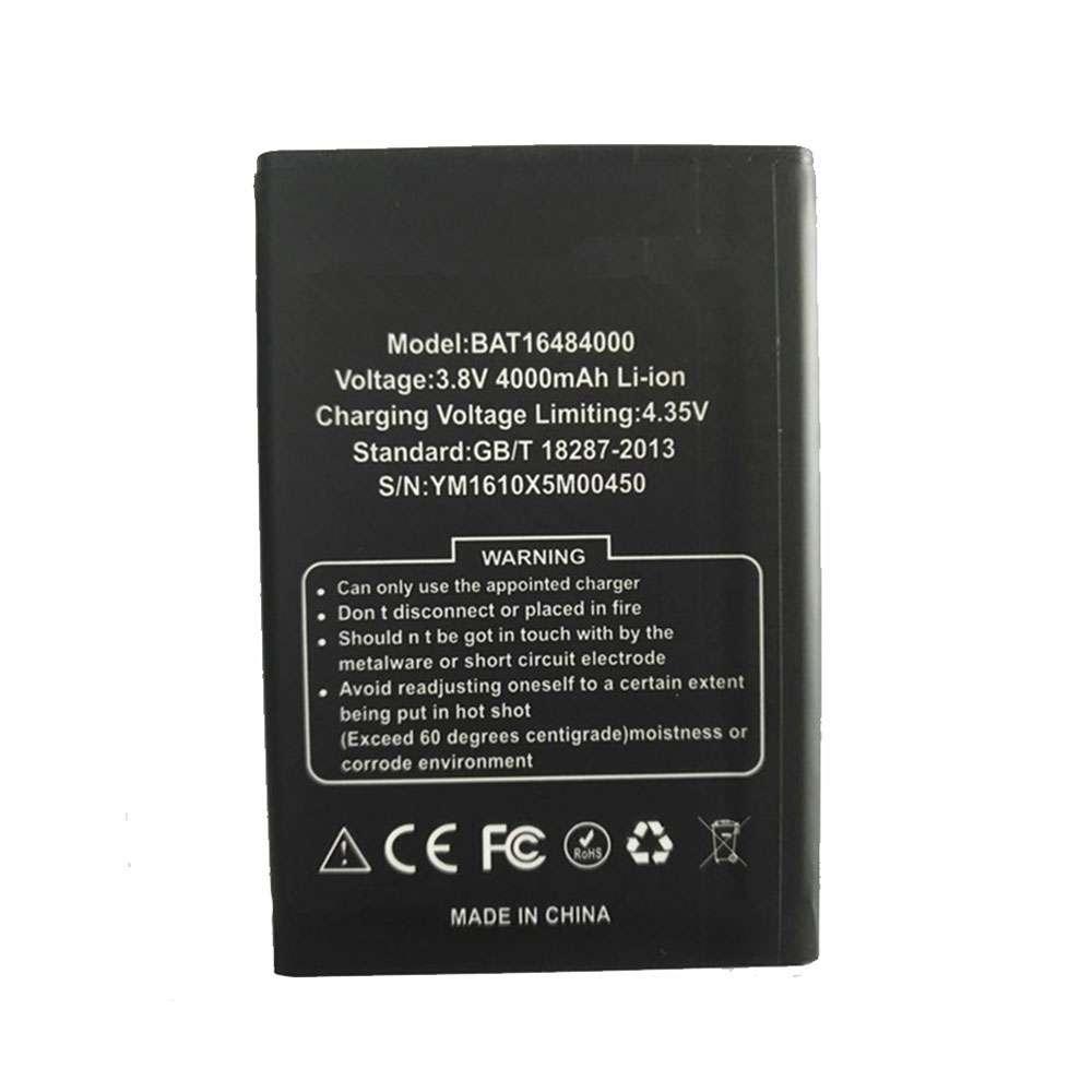 Doogee BAT16484000 Smartphone Akku