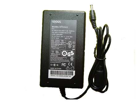AC 100-240V 24V 2.5A(60W)DPS2425 Logitech G25 steering wheel AC adapter