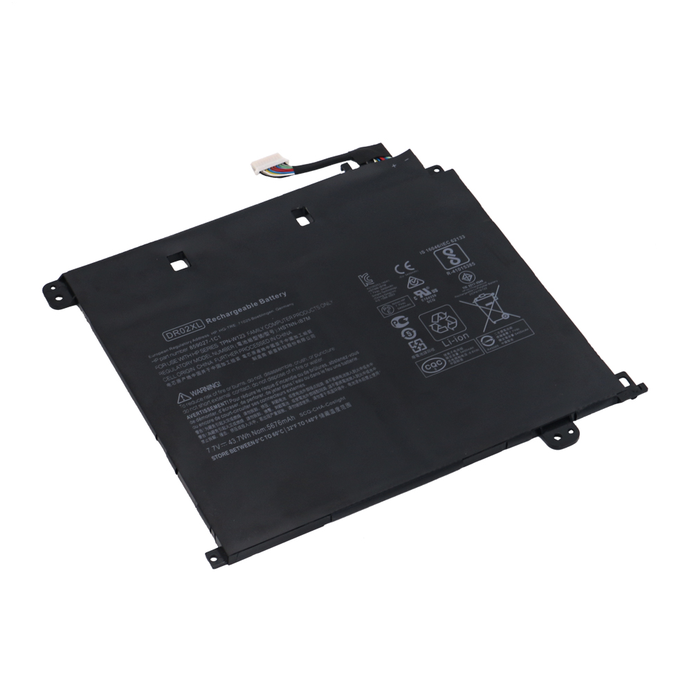 HP DR02XL battery