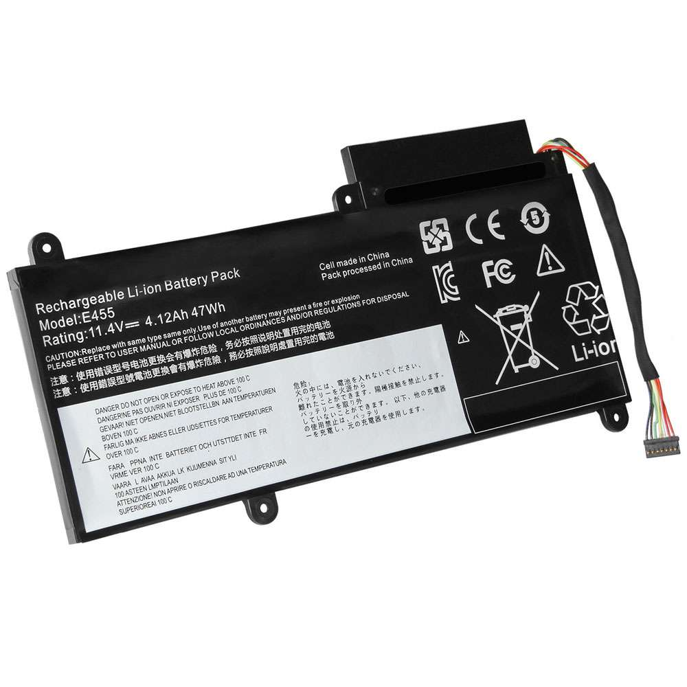 Replacement for Lenovo 45N1752 battery