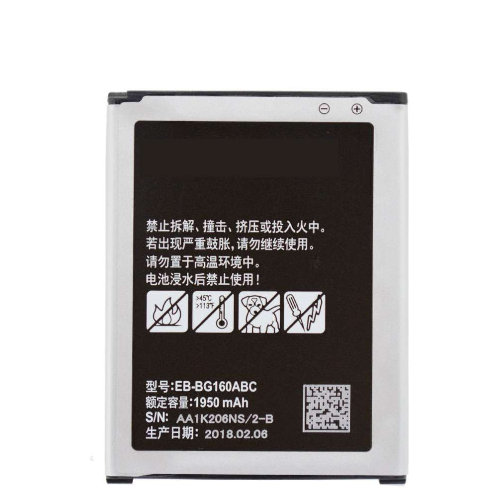 Replacement for Samsung EB-BG160ABC battery