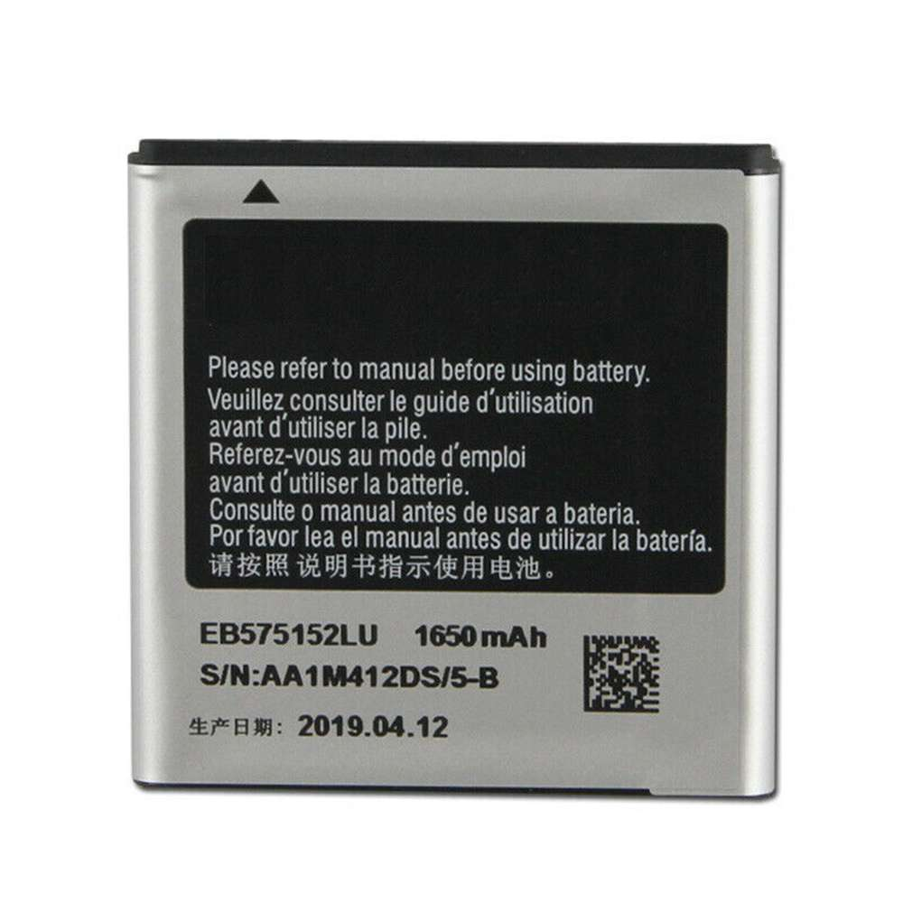 Replacement for Samsung EB575152LU battery