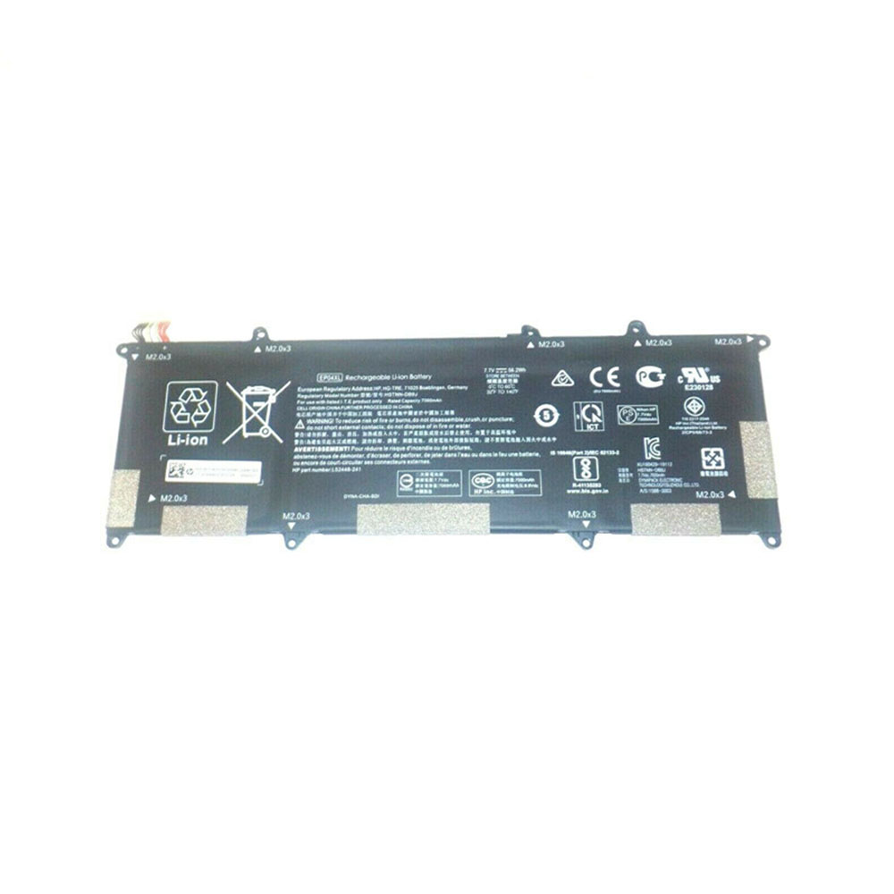Replacement for HP HSTNN-DB9J battery