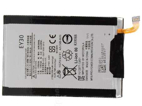 Replacement for Motorola EY30 battery