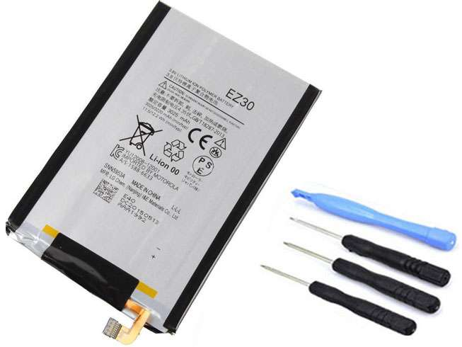 Replacement for Motorola EZ30 battery