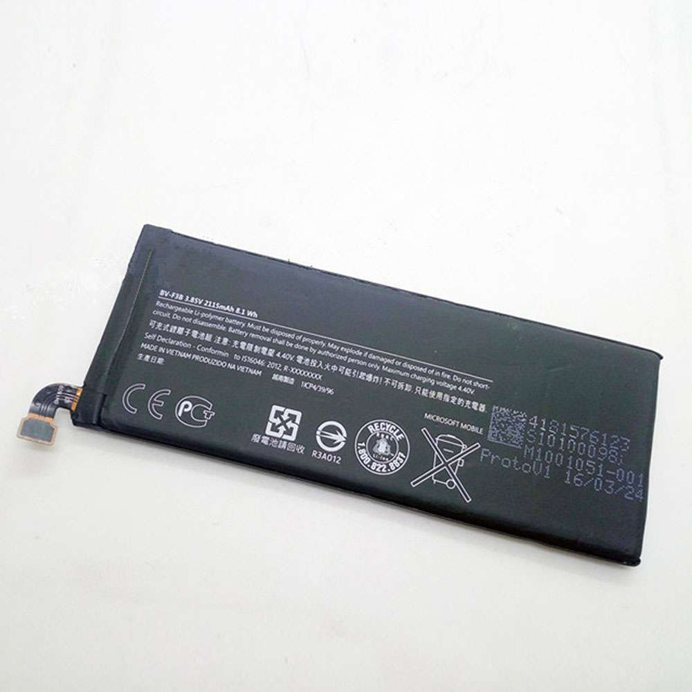 Microsoft BV-F3B replacement battery
