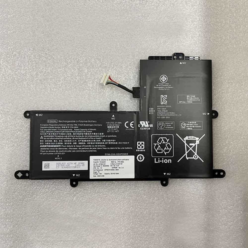 HP FO02XL Laptop Battery
