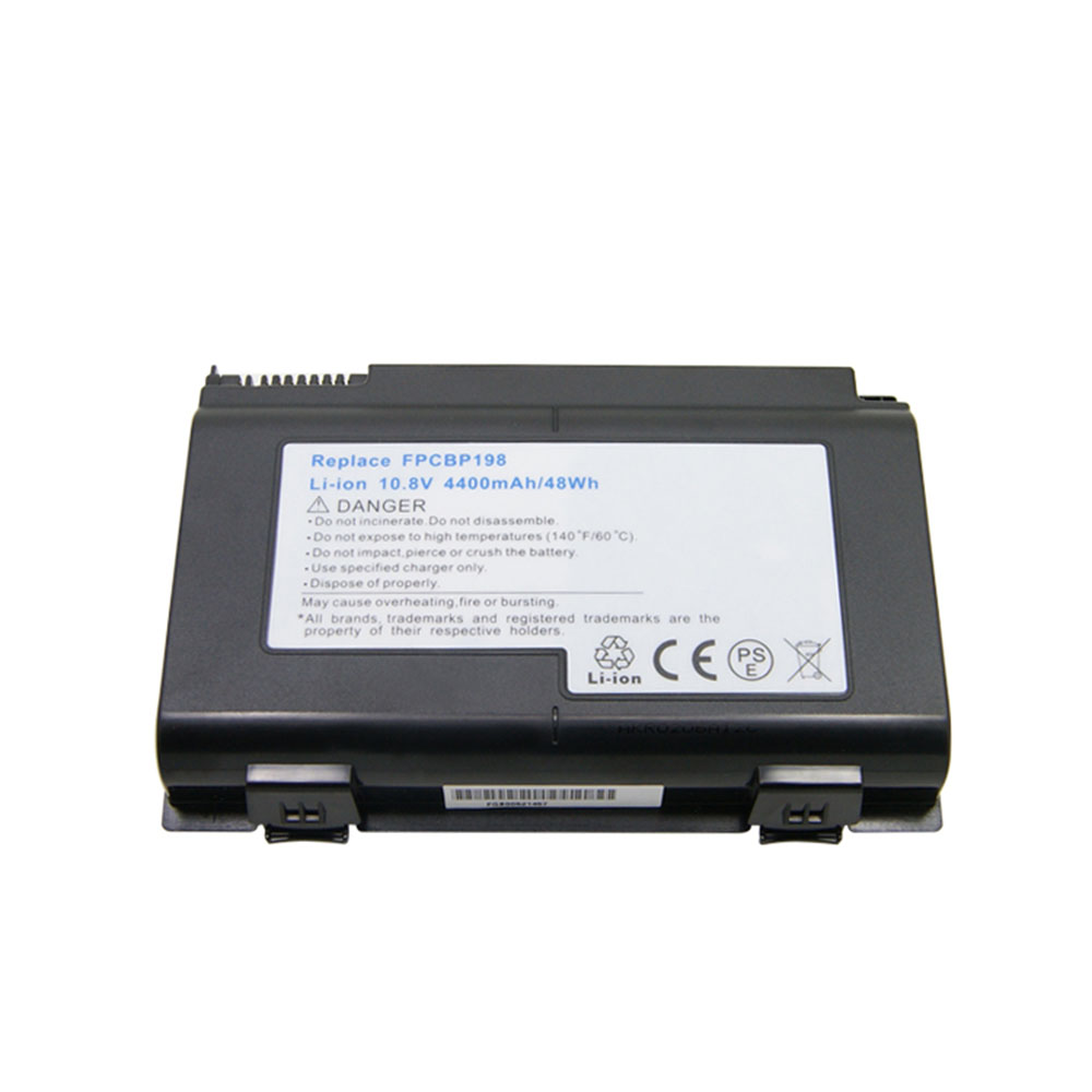 Fujitsu FPCBP198 replacement battery
