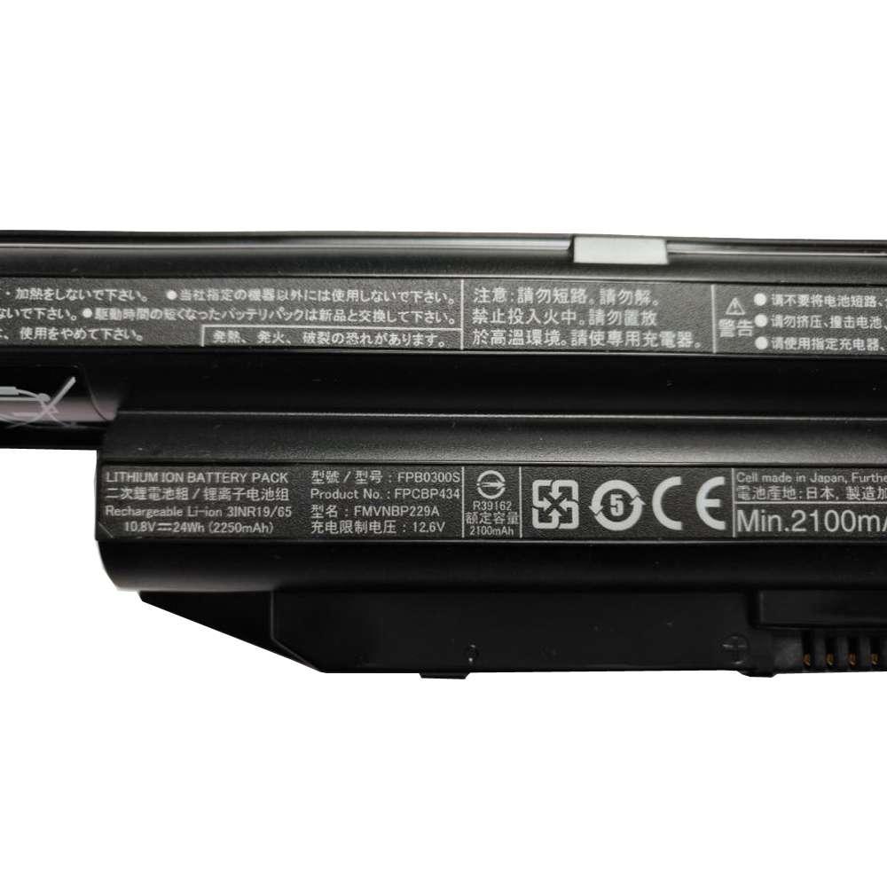 Fujitsu FPCBP434 Laptop Akku