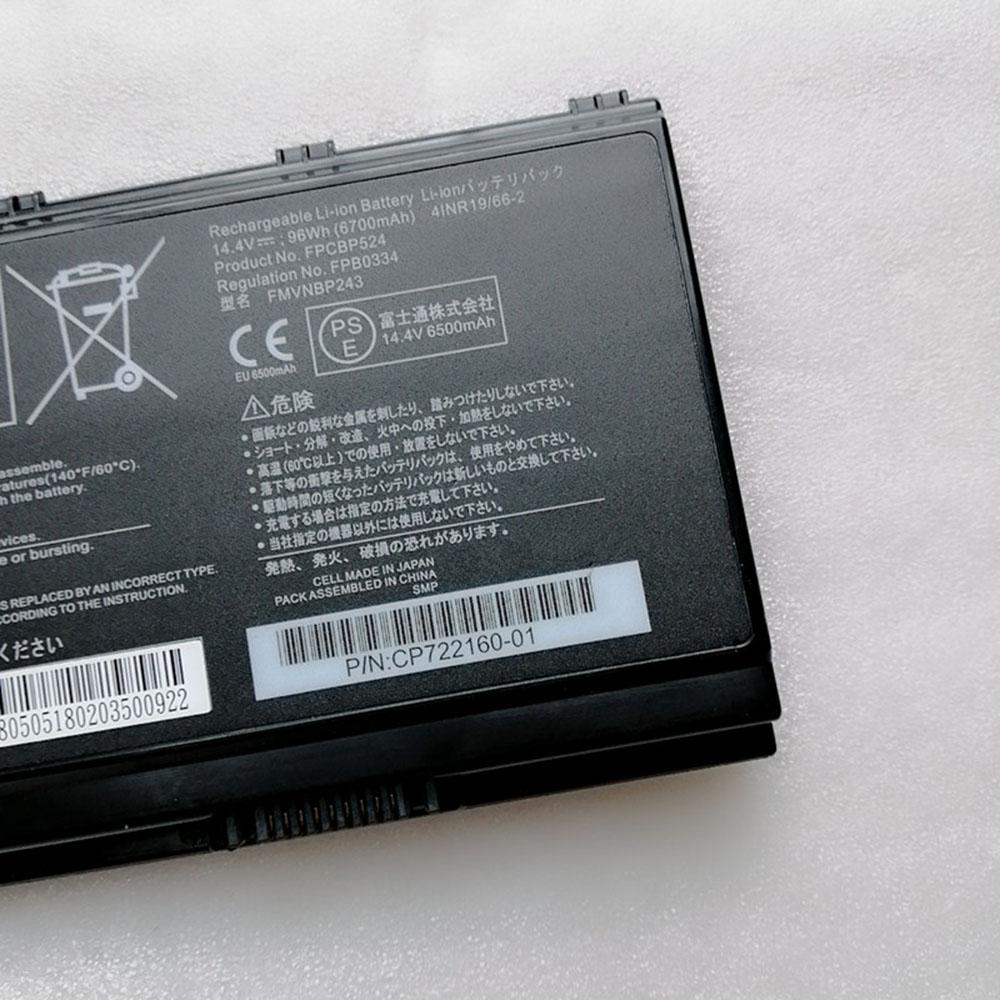 Fujitsu FPCBP524 Laptop Akku