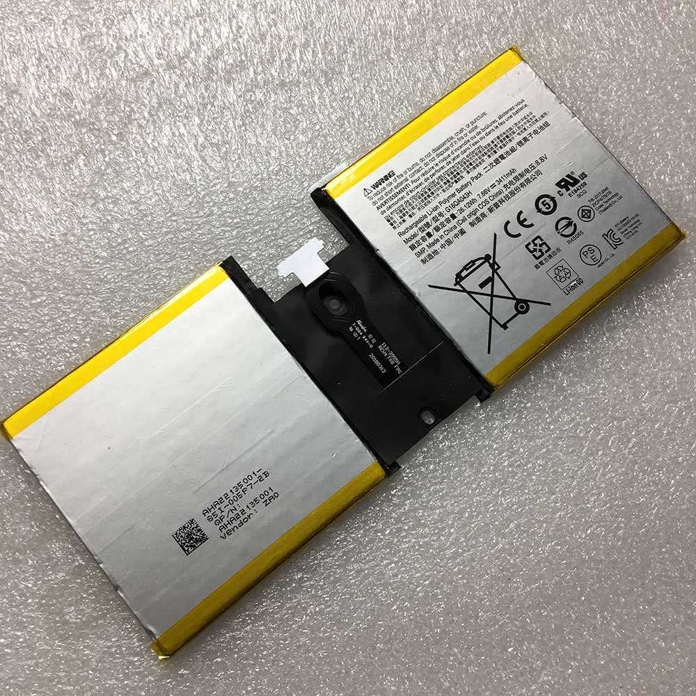 Microsoft G16QA043H replacement battery