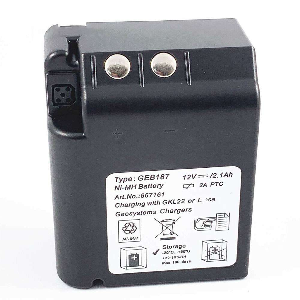 Leica GEB187 replacement battery