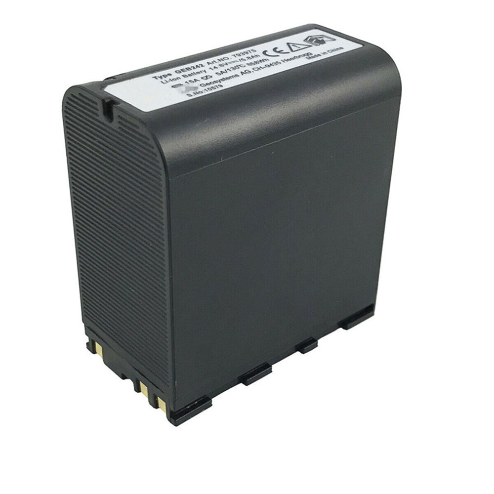 Leica GEB242 replacement battery