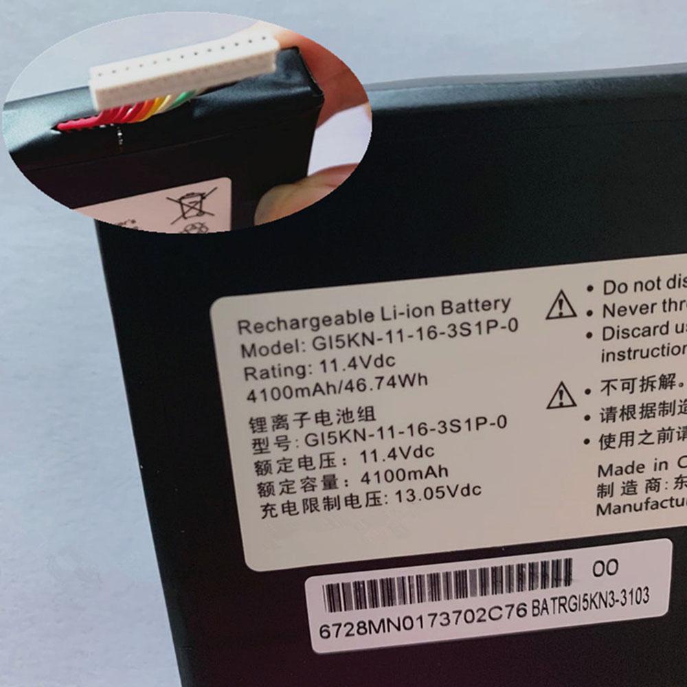 Hasee GI5KN-11-16-3S1P-0