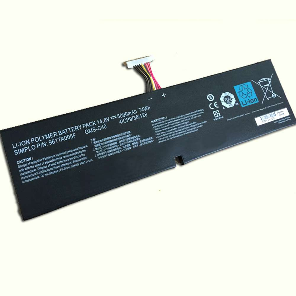 Razer GMS-C40 battery