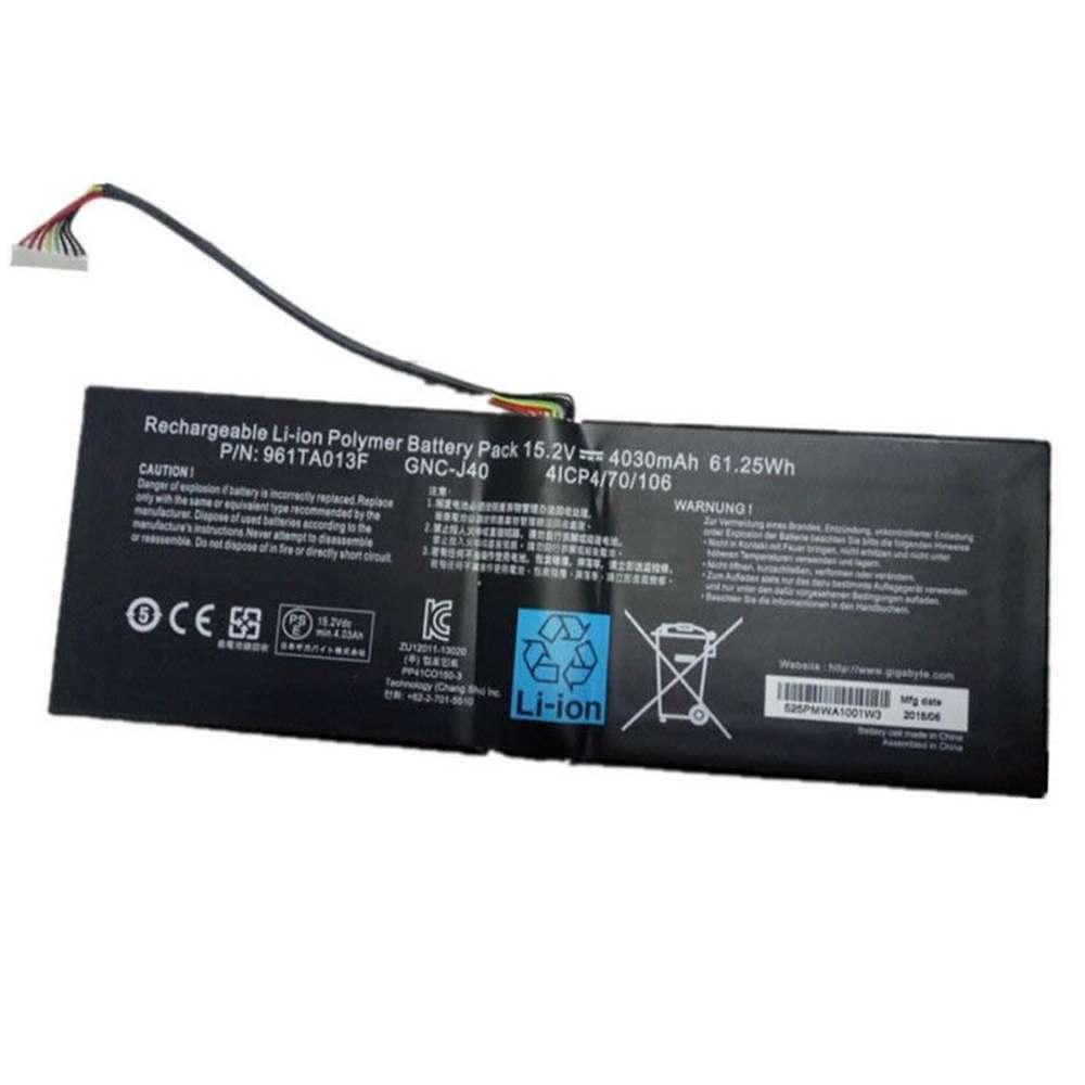 Gigabyte GNC-J40 Laptop Akku