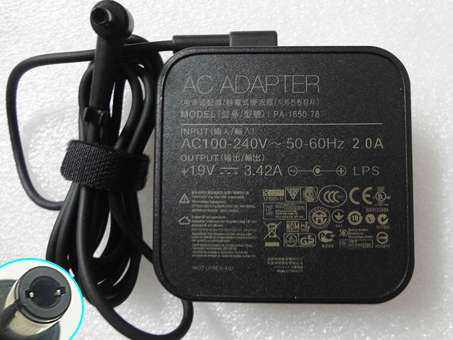 Replacement for Asus PA-1650-78 ADP-65GD B adapter
