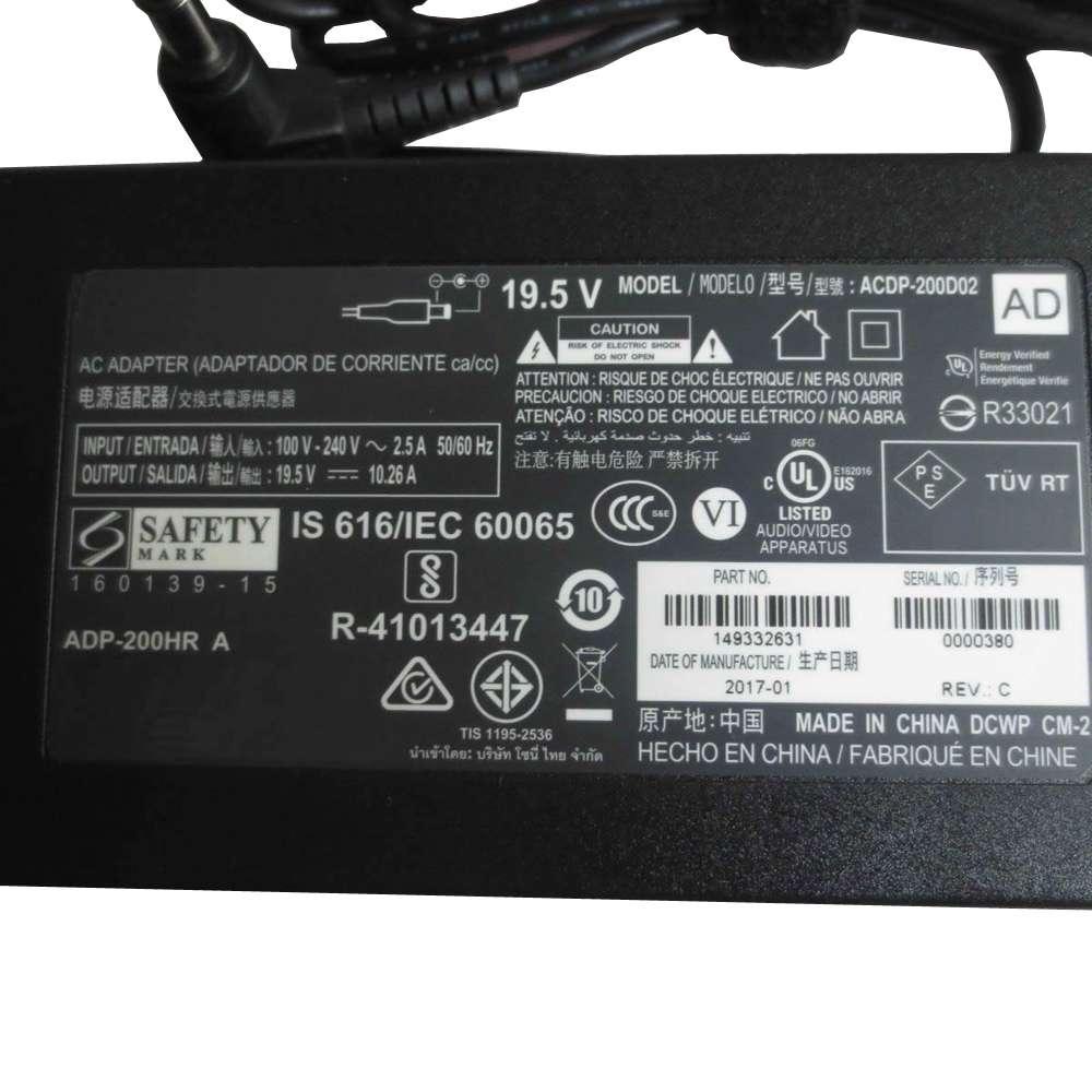 Sony ADP-200HR A