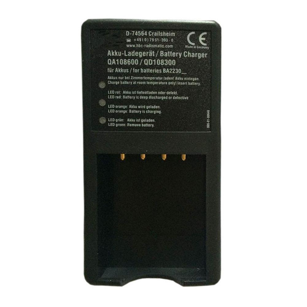 HBC QA108600 Ladegeräte und Kabel