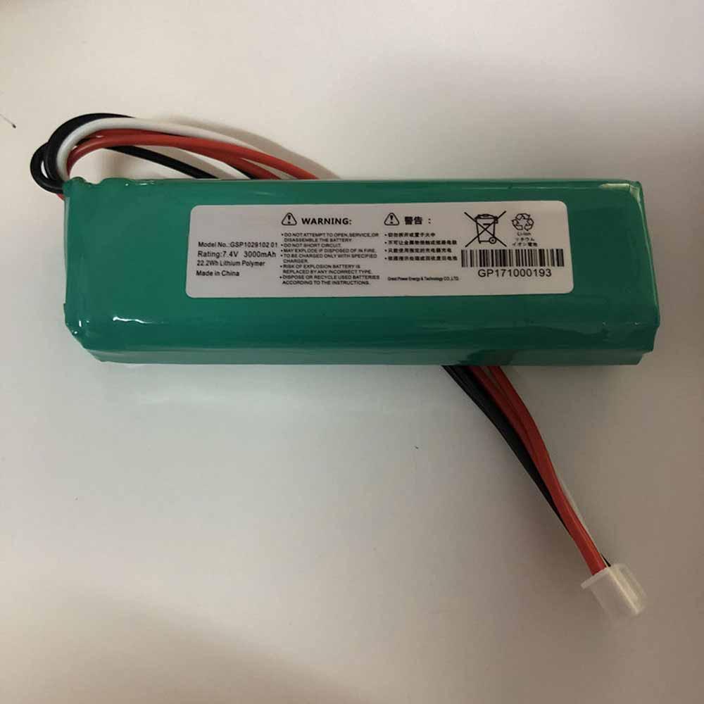 Harman GSP1029102_01 battery
