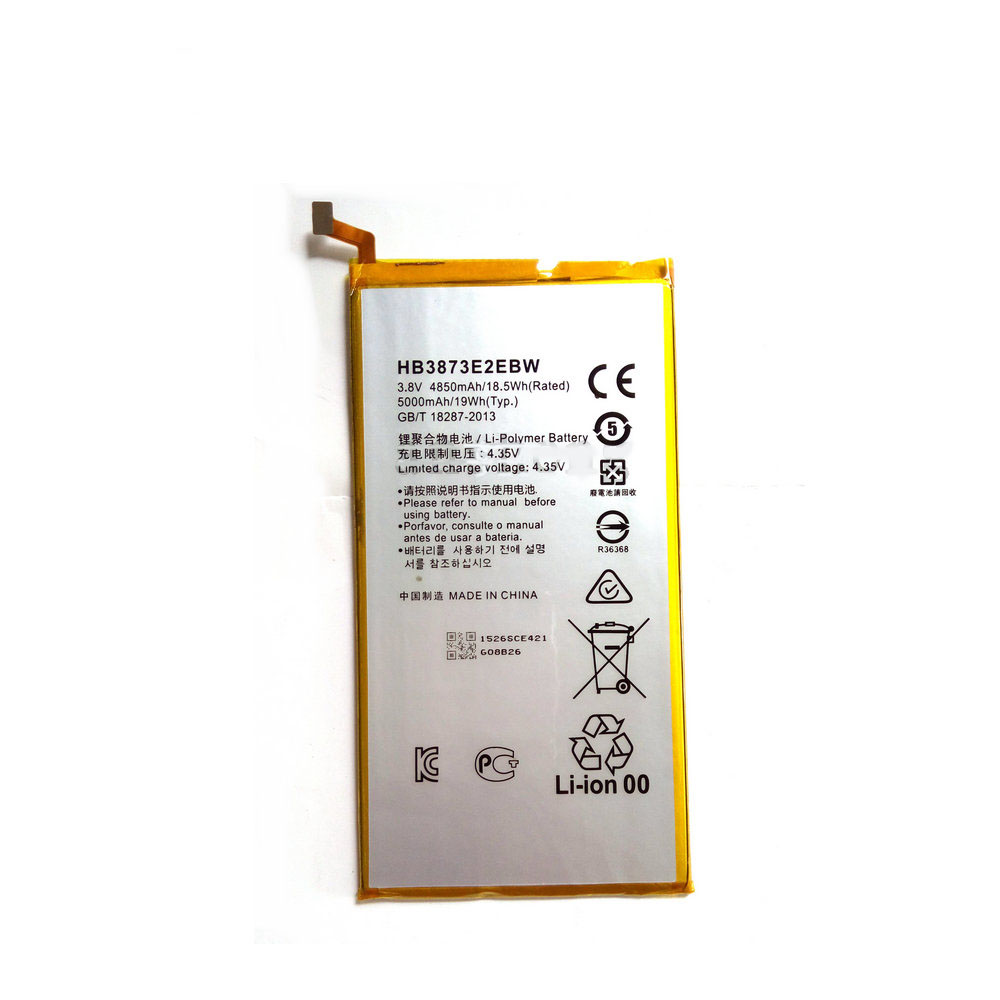 Replacement for Huawei HB3873E2EBW battery