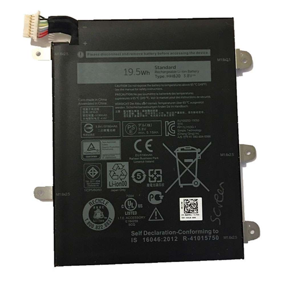 Dell HH8J0 battery