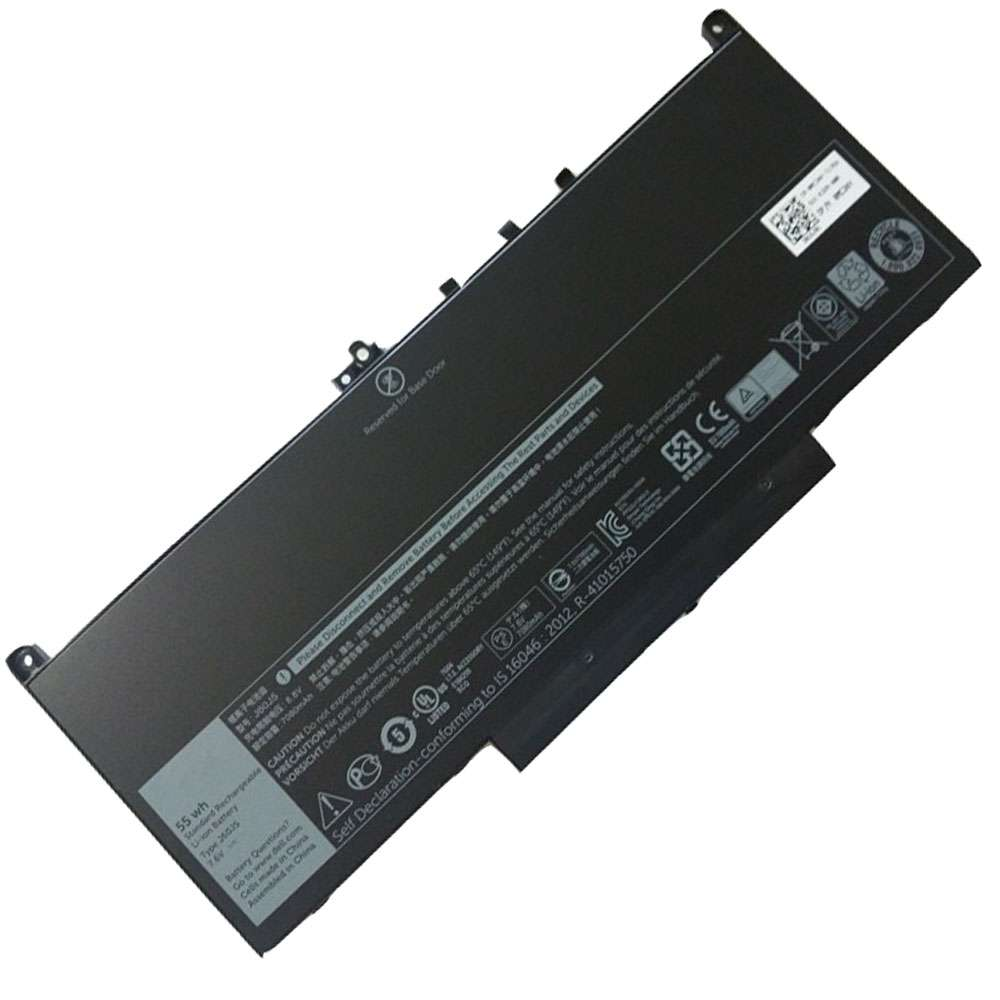 Dell Latitude E7270 E7470 MC34Y