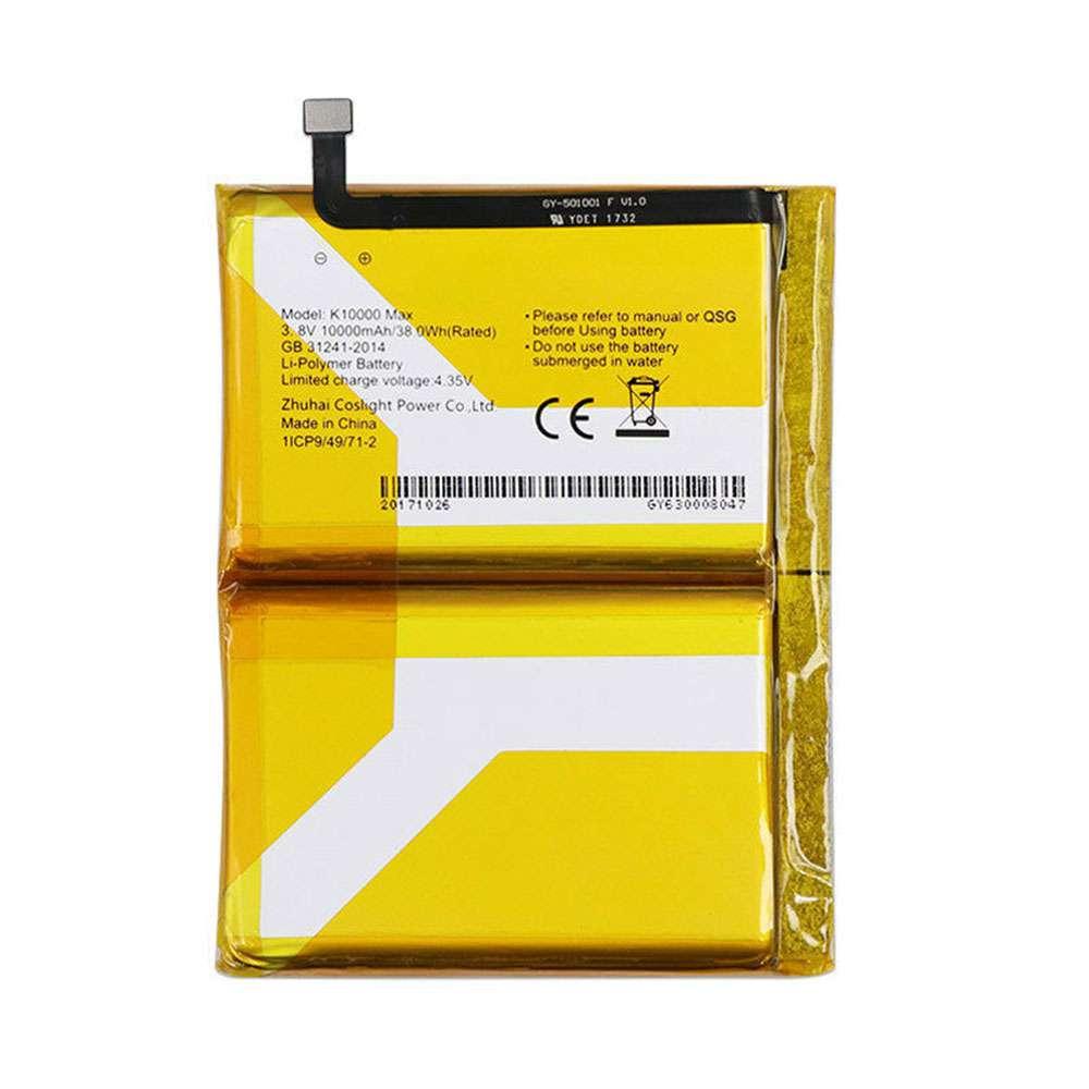 Oukitel K10000_MAX battery