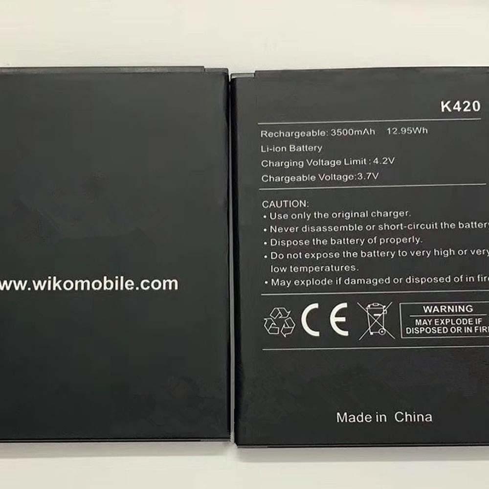 Wiko K420