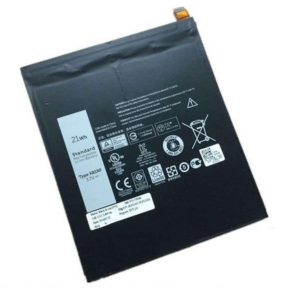 Dell K81RP Tablet Akku