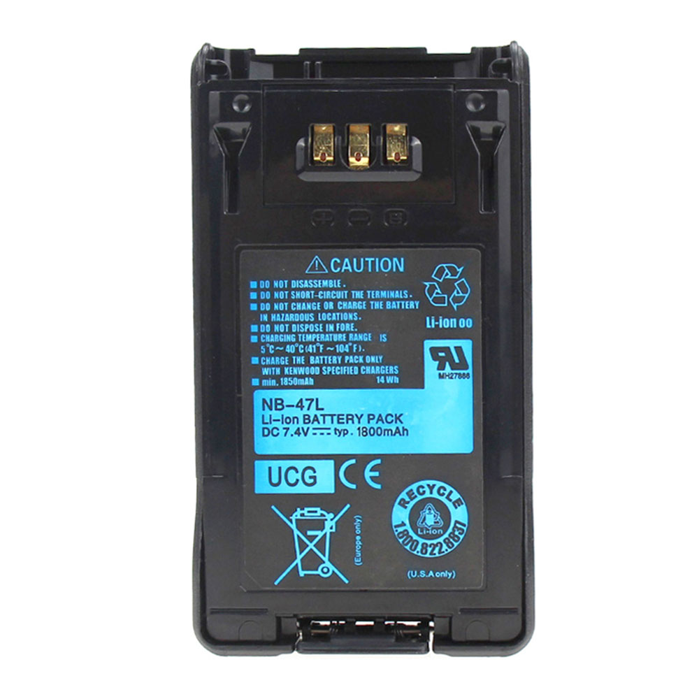 Kenwood KNB-47 replacement battery