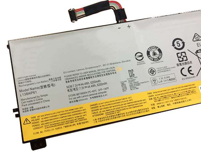 Lenovo L13M4P61 Laptop Akku