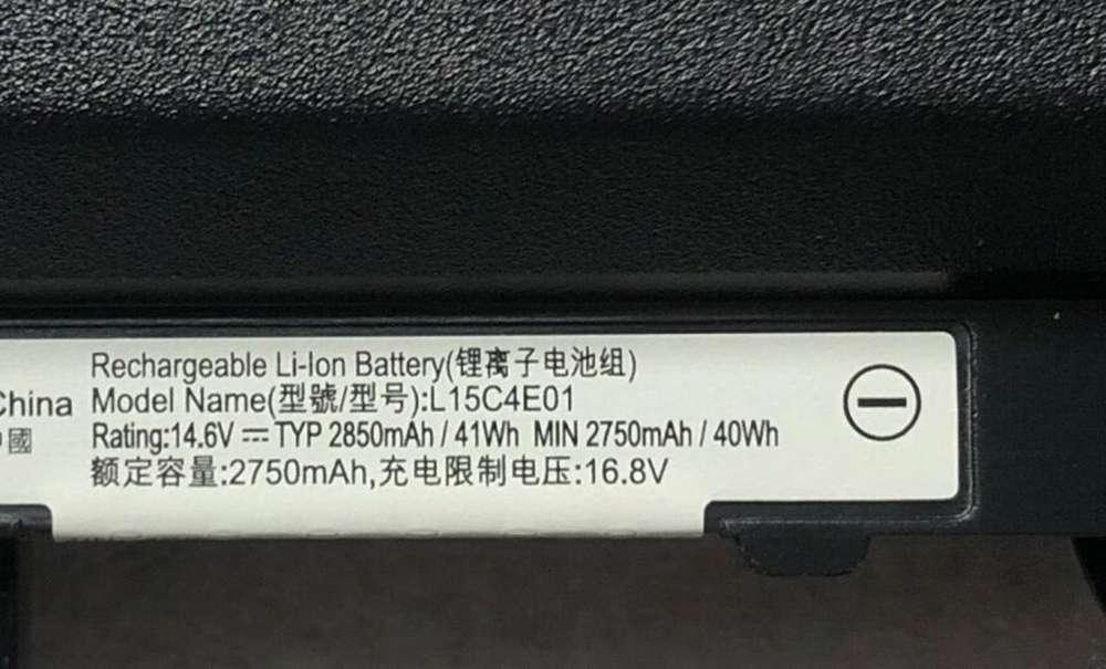 Lenovo L15C4E01 Laptop Akku
