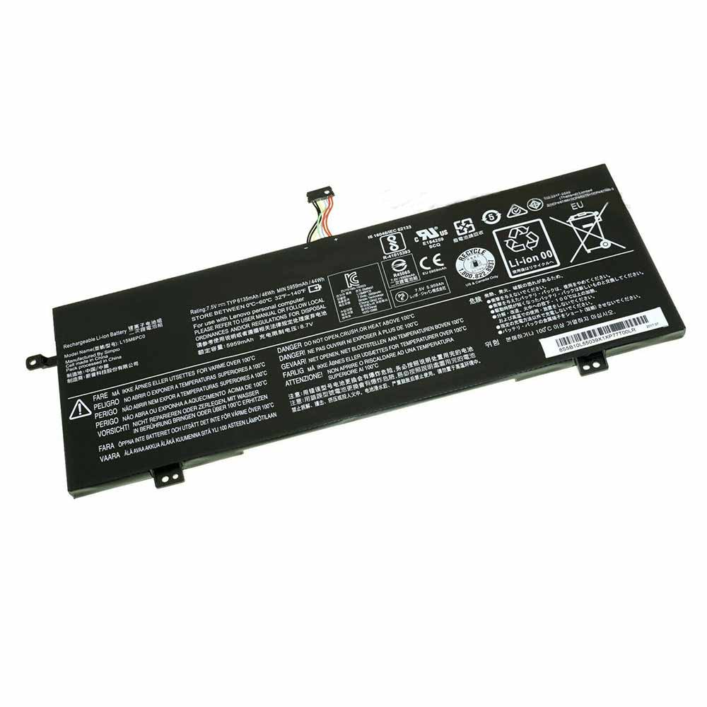 Lenovo L15M6PC0 replacement battery