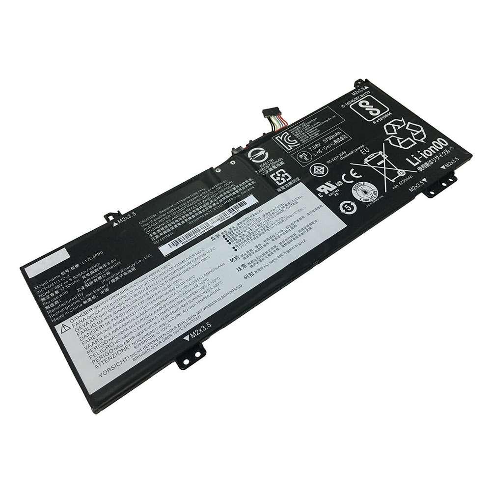 Lenovo L17C4PB0 Laptop Akku
