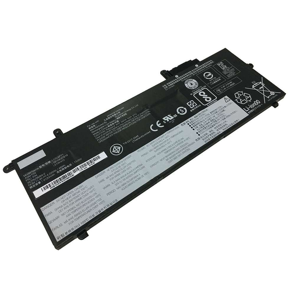 Lenovo L17L6P71 Laptop Akku