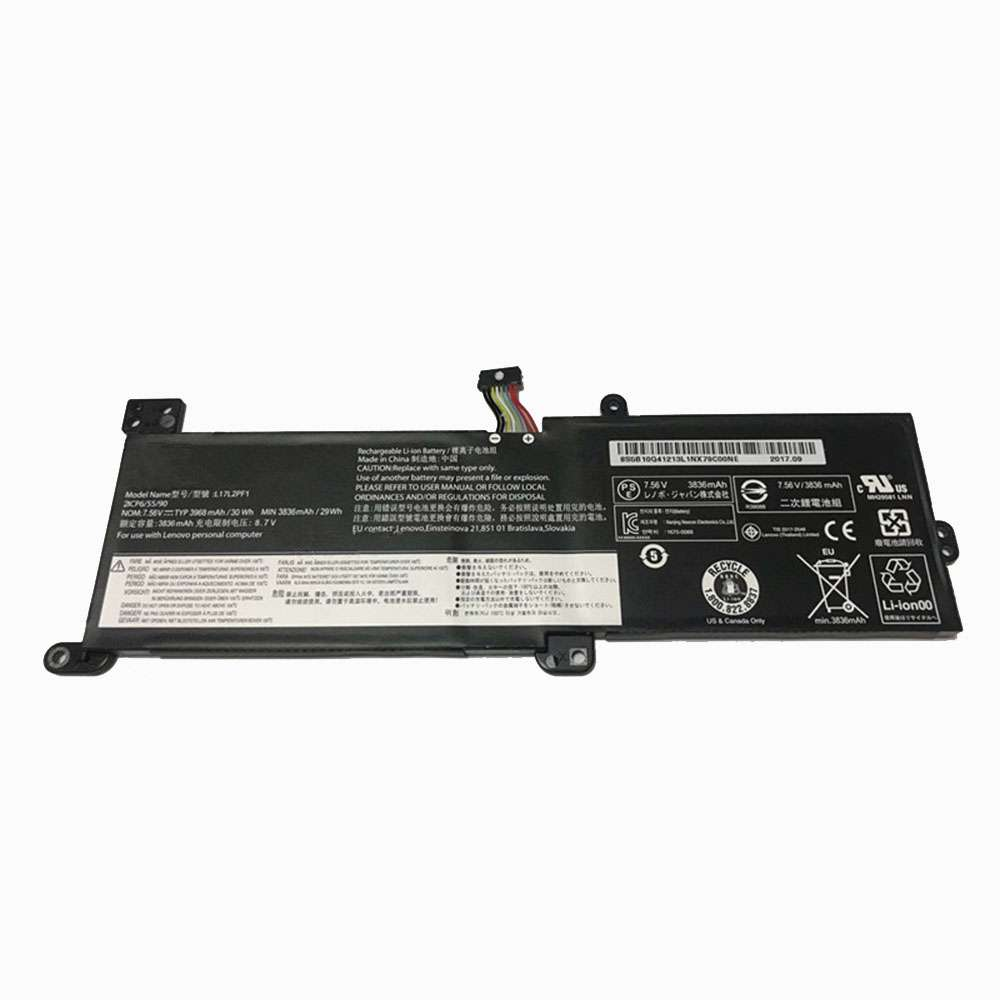 Lenovo L17L2PF1 replacement battery