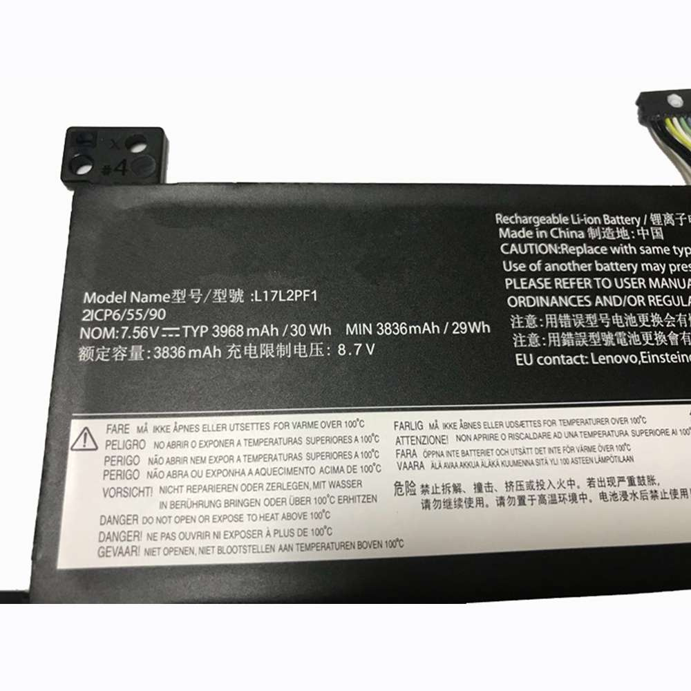 Lenovo L17L2PF1 Tablet Akku