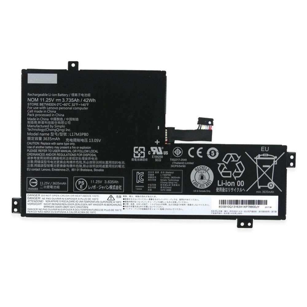 Lenovo L17C3PG0 Laptop Akku