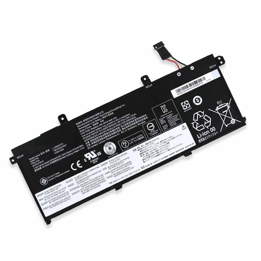 Lenovo 02DL008 battery