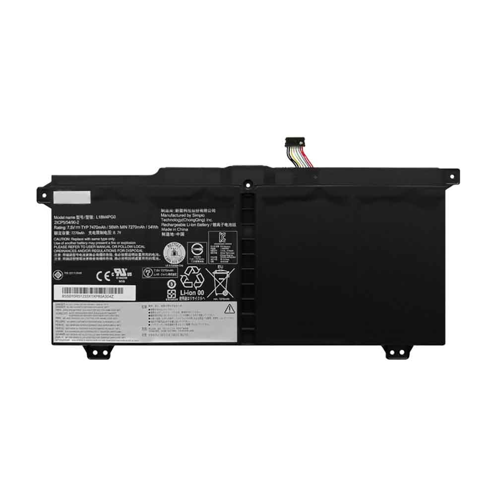 Lenovo L18M4PG0 replacement battery