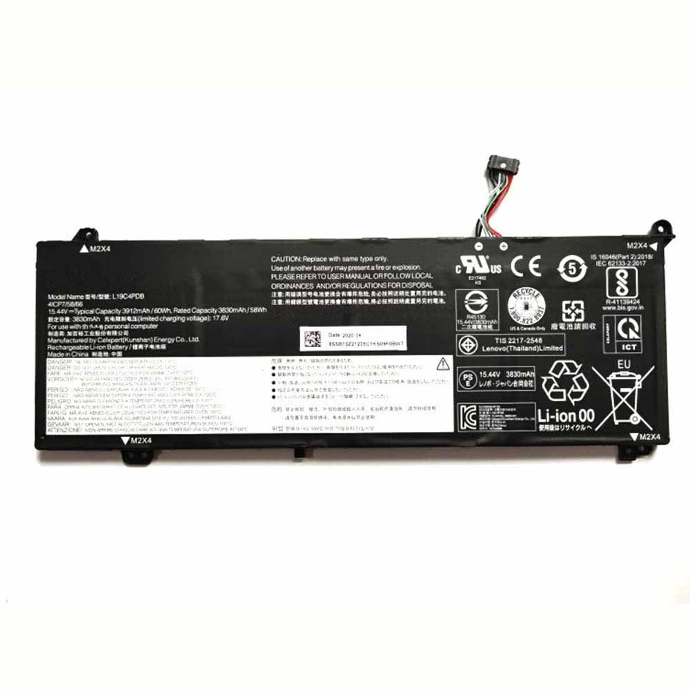 Lenovo SB10Z21205C1K replacement battery
