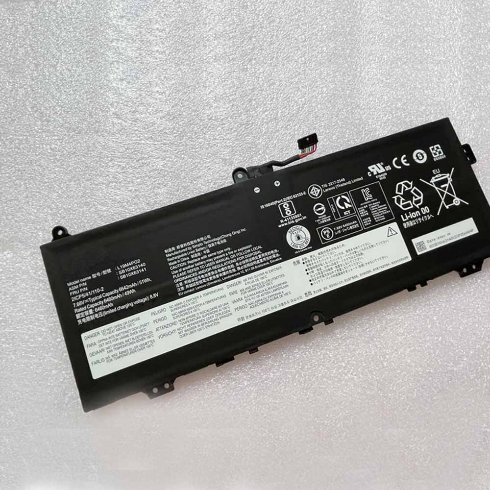 Lenovo L19M4PG2 replacement battery